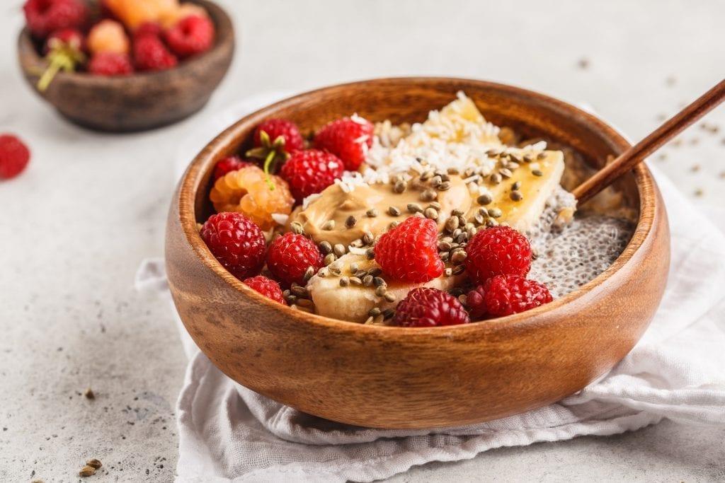 hemp oat meal