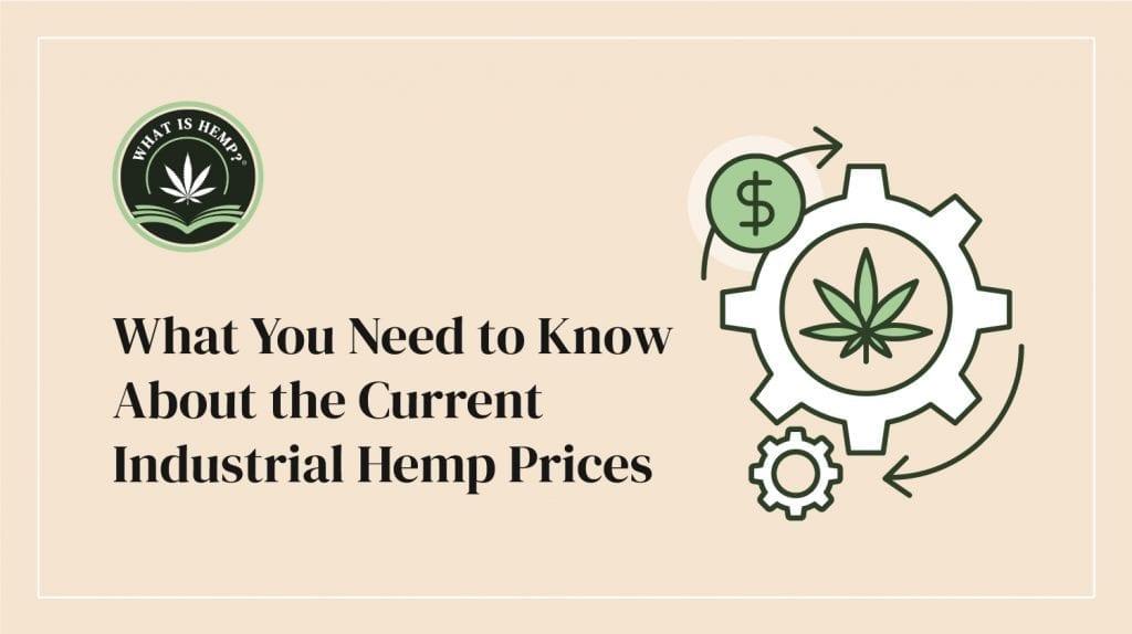 current industrial hemp prices