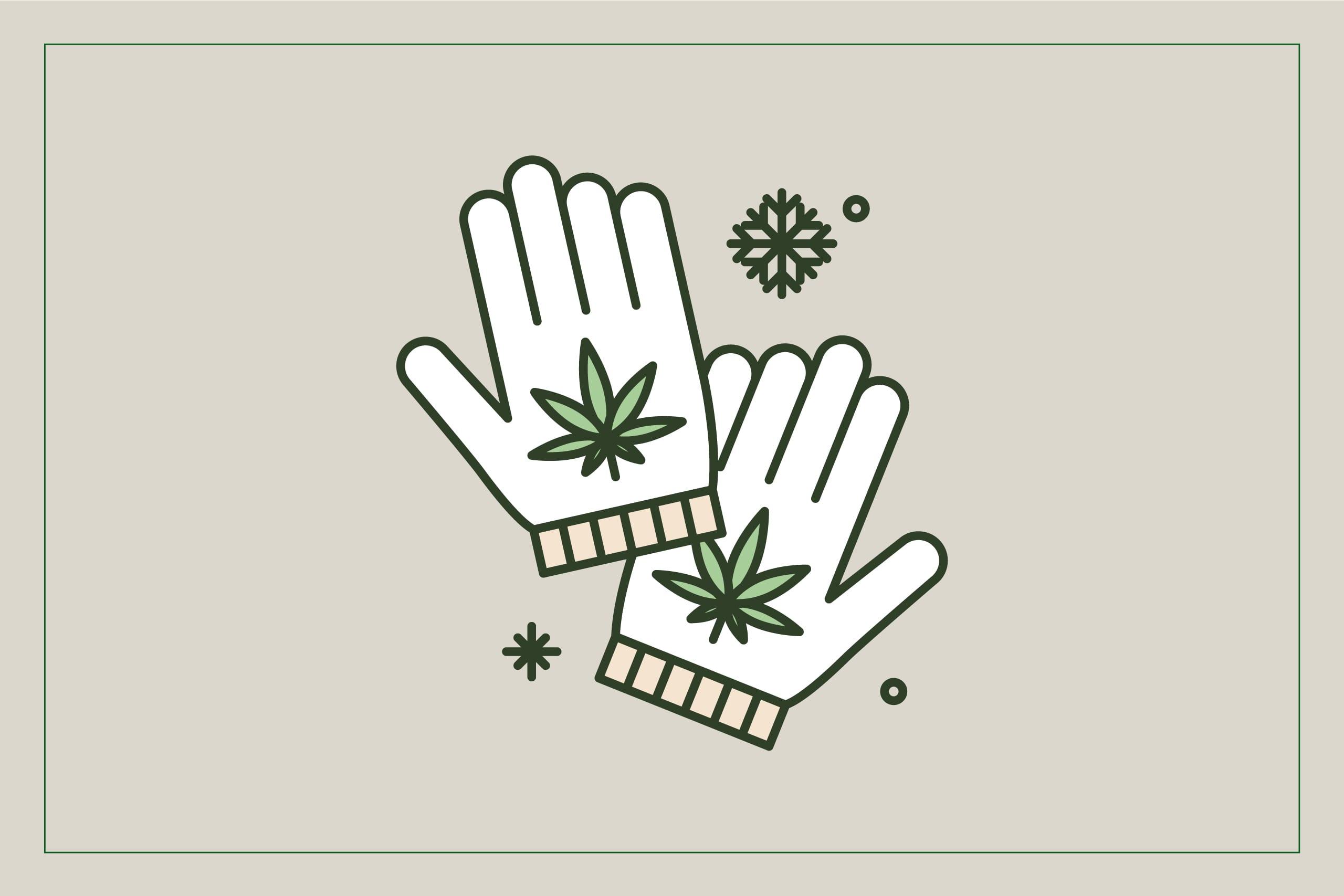 hemp gloves